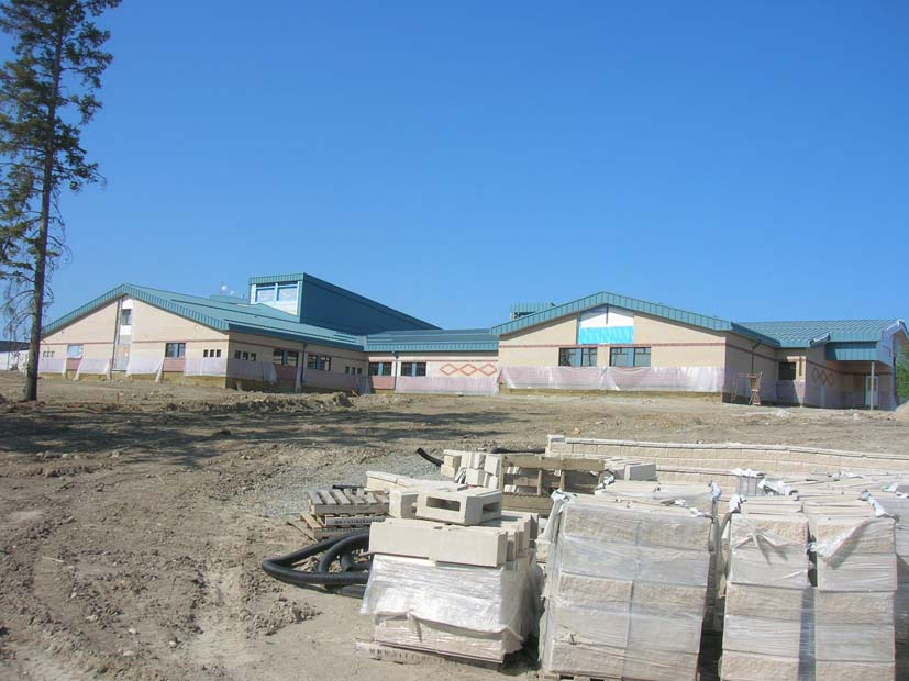 St Theresa Point Schools Amp Teacherages Pennco Construction